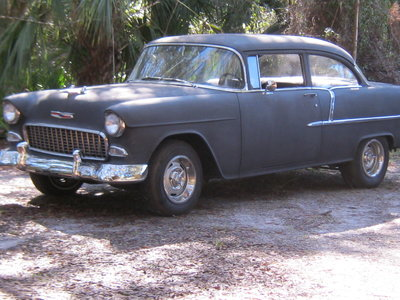 1955 Chevrolet Two-Ten Series