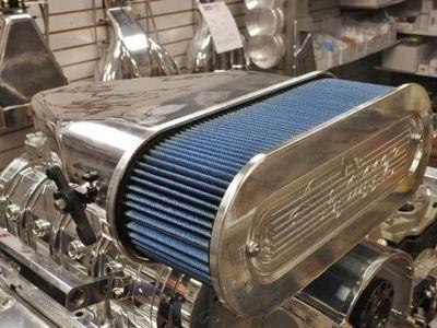Birdcatcher  Air Filter  for Racing  - Solid Billet  5