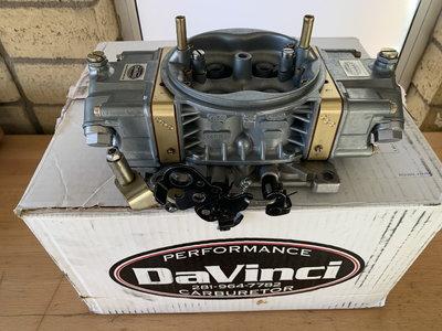 Davinci 950 Methanol Carb