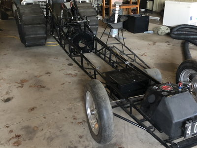 Altered Chassis. 130 inch