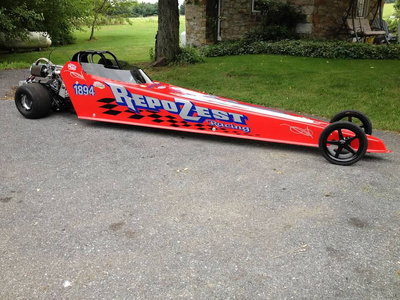 2009 halfscale outlaw