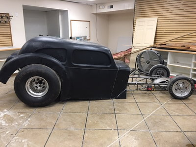 Sinister Sedan
