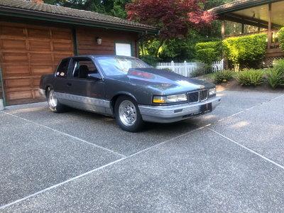 87 Pontiac Grand Am