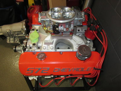 572 Crate Engine