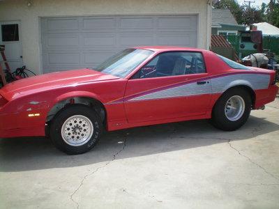 87 Camaro