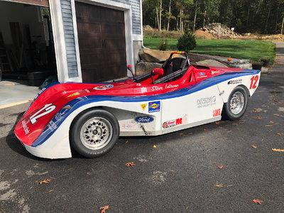 SCCA Spec Racer Ford SRF3 Gen3
