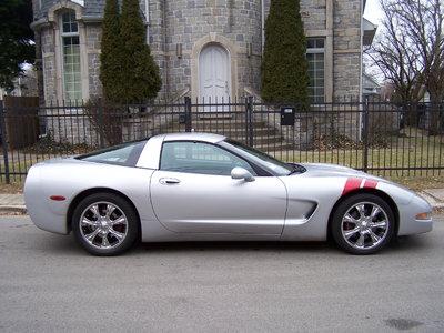 C5 Corvette might trade TRADES