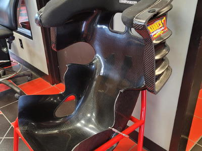NEW KENNY'S CARBON SEAT