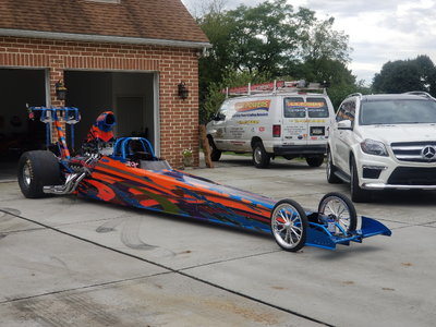 13 S&W dragster 265