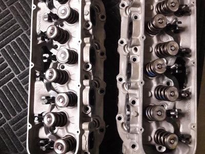 GM BBC aluminum race heads