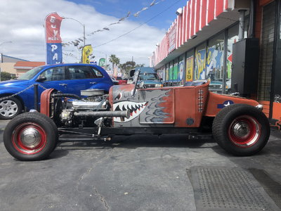 Ford 1927 T Model Rat Rod