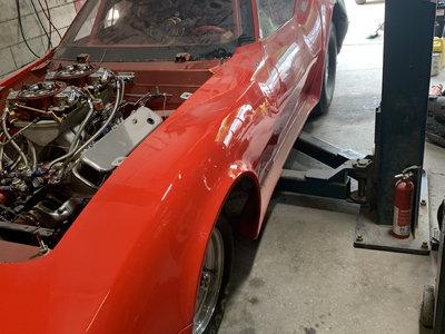81 Corvette