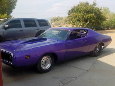 71 Charger Pro Street project