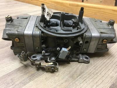 750 Alky Carburetor