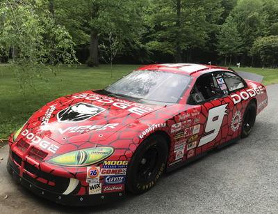 Bill Elliott #9 Race Car - Evernham Motorsports (NASCAR Cup