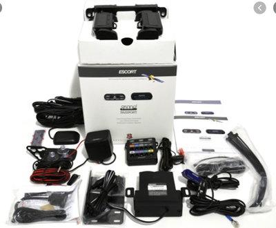 Escort 9500ci Pro Radar and Laser Detector Built-in System
