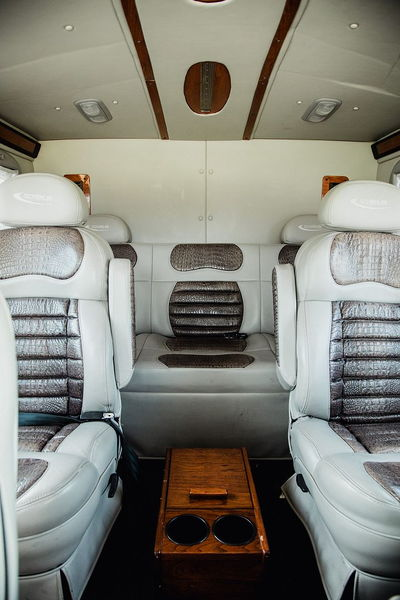 SALE PENDING - 2011 KENWORTH  SCHWALBE STRETCH  for Sale $9,999,999