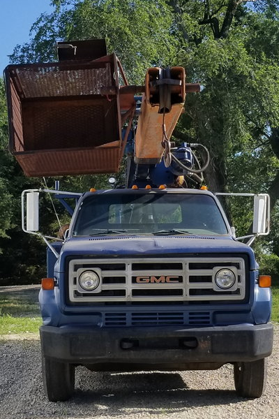1978 GMC C60 Digger Truck  for Sale $5,000