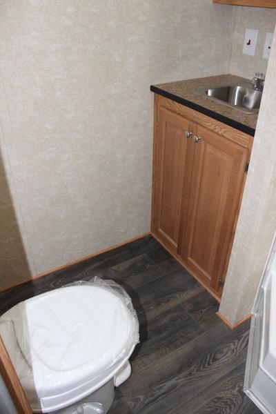 GREAT DEAL! 48' Millennium Auto Master w/Bathroom