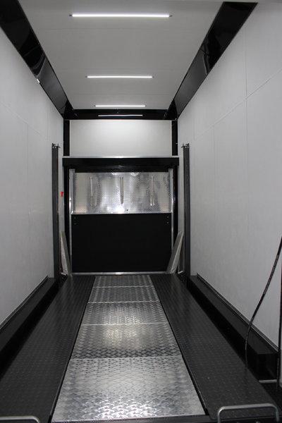 2020 28' Stacker w/14' Full Floor Car Lift