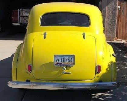 1940 Chevy 4 door sedan street rod  for Sale $29,900