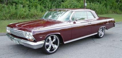 1962 CHEVROLET IMPALA  for Sale $22,900