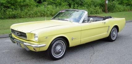 1965 FORD MUSTANG  for Sale $17,900