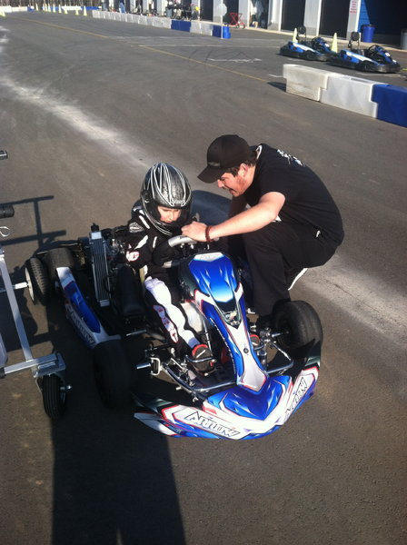 Racing Go Kart: Arrow X2 Chassis, Rotax 125 Micro-Max Engine for sale in  WAKE FOREST, NC, Price: $3,450