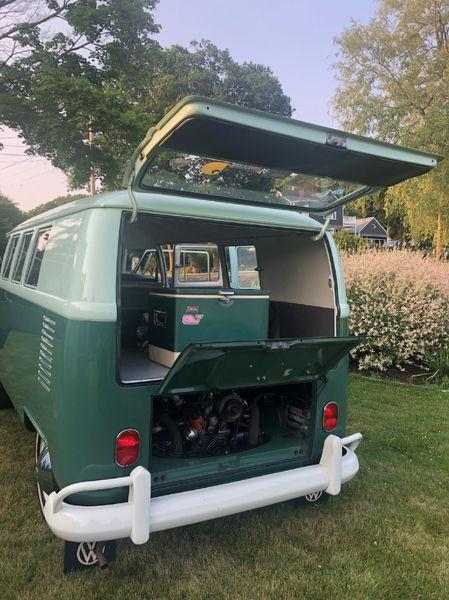 1965 VOLKSWAGEN VAN  for Sale $37,500