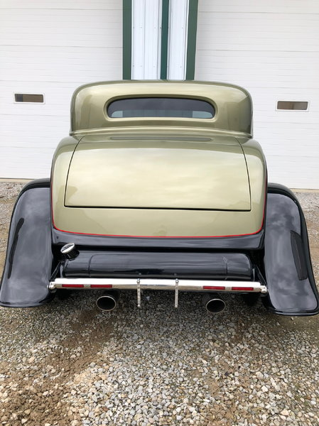 32' Ford street rod  for Sale $55,000