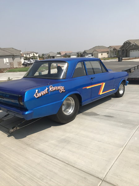 1963 Nova Chevy ll  for Sale $28,000