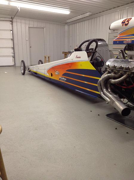97 Jacobson slip tube dragster  for Sale $20,000