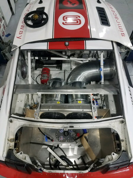 2009 Ford Mustang GT Pikes Peak Hillclimb Car  for Sale $79,000