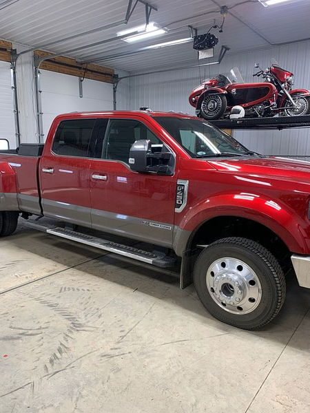2020 FORD F-450  4X4 LARIAT  for Sale $83,500