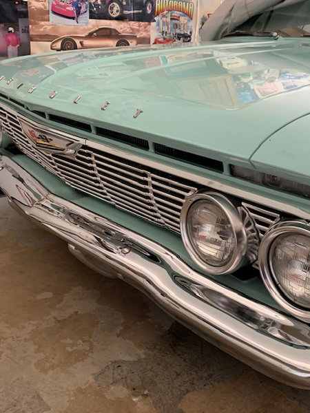 1961 Chevrolet Bel Air  for Sale $67,000