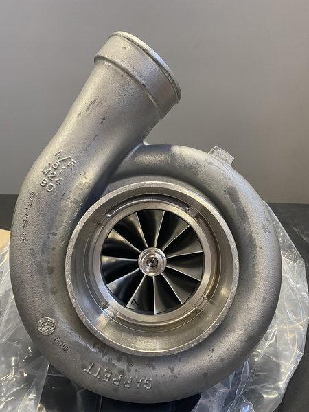 Garrett Gtx5533r Billet 98mm Inducer Turbo W/o Turbine Housi  for Sale $3,995
