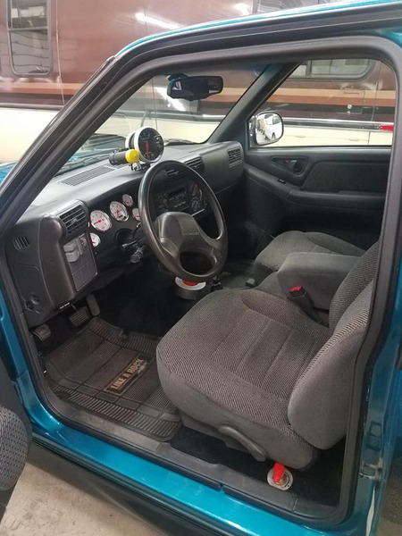 1994 Chevrolet S10 Extended Cab  for Sale $15,000