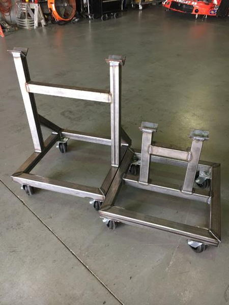DLM Rolling Stands  for Sale $375