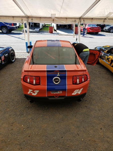 T3  Mustang  for Sale $46,500