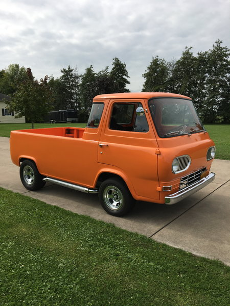 1964 Ford Econoline  for Sale $25,900