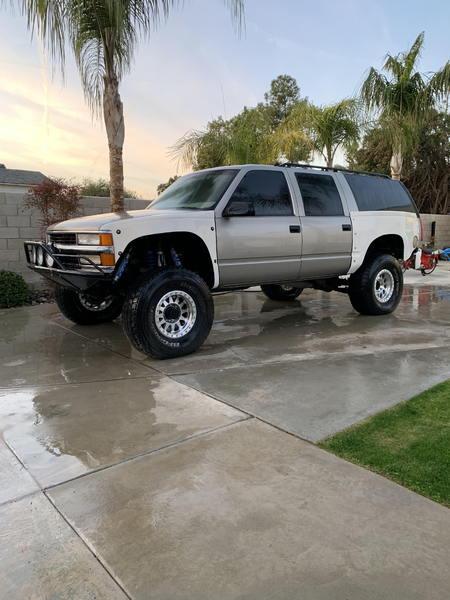 MUST GO!! 1999 Chevrolet Suburban Prerunner  for Sale $45,000
