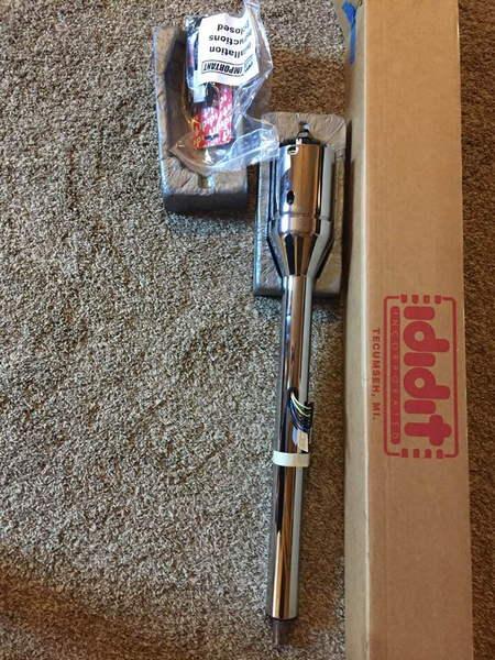 Ididit Steering Column  for Sale $450