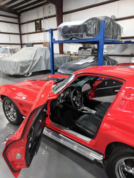 63 Corvette  for Sale $155,000