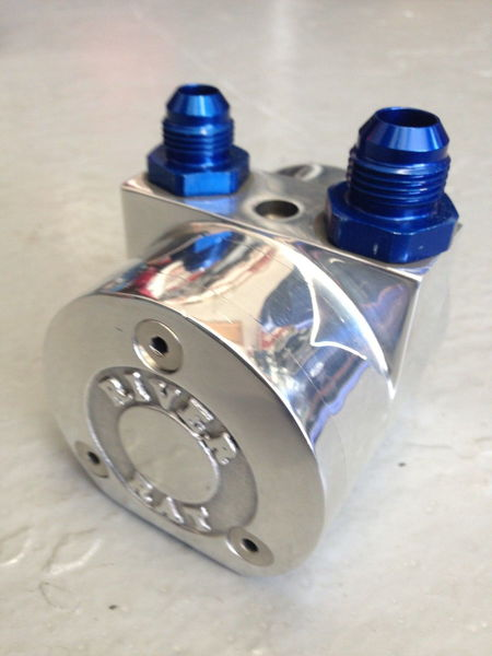 Mike Kuhl River Rat Water Pump- Billet Drives a Fuel Pump to  for Sale $525
