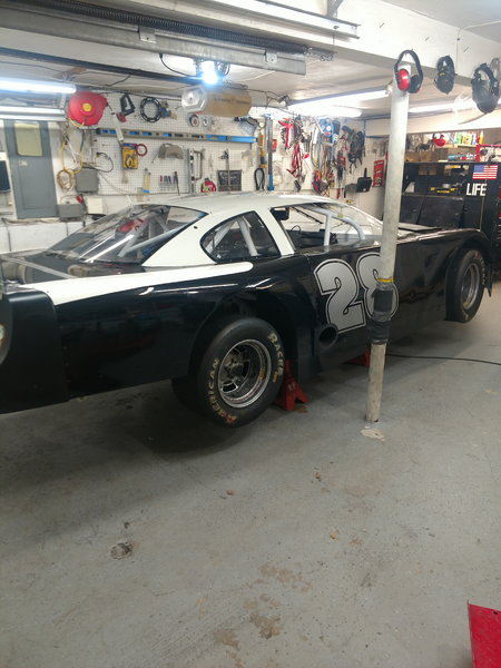 Super Late Model 604 Reverse Starter Best of Everything  for Sale $14,475