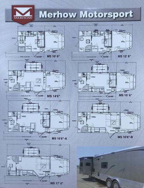 2019 39' Merhow - 14' Garage!