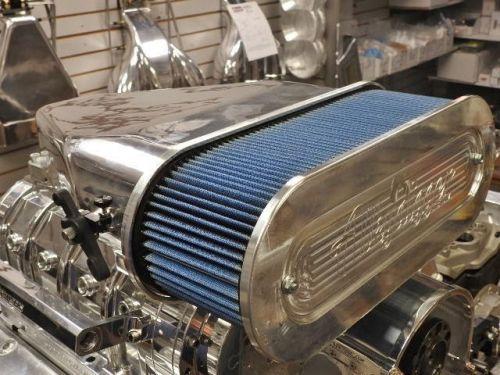 "Birdcatcher  Air Filter  for Racing  - Solid Billet  5""  for Sale $359"