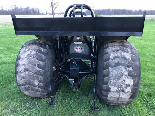 "MINI ROD CHASSIS ""TRIPLE PLAY UNCHAINED"" BLACK  for Sale $16,800"