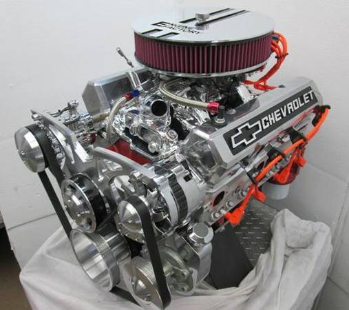 465 HP 383 ALUMINUM HEADS ROLLER CAM  for Sale $3,999