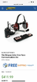 Racing electronics radios and headsets